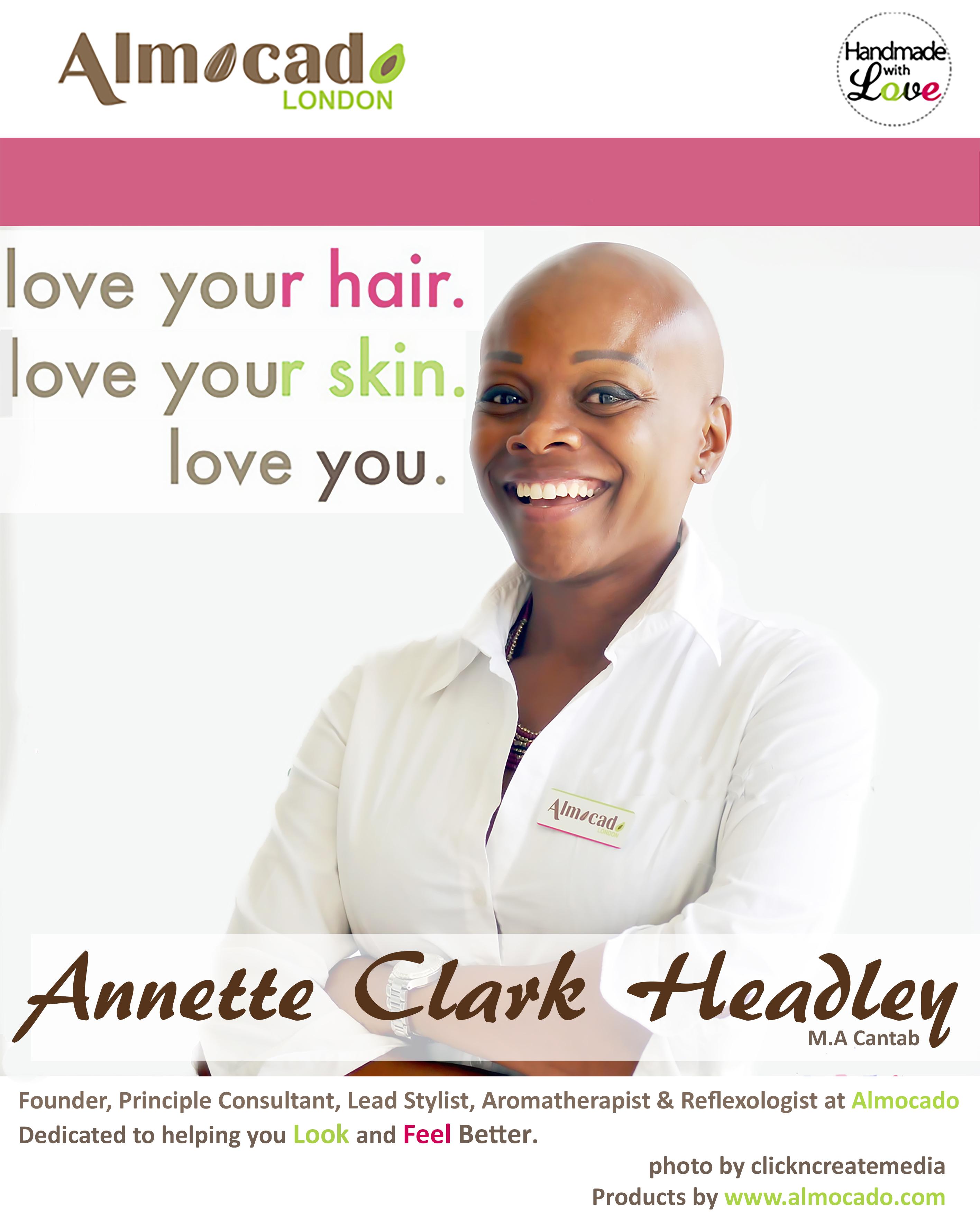 Annette Clark Headley, Founder